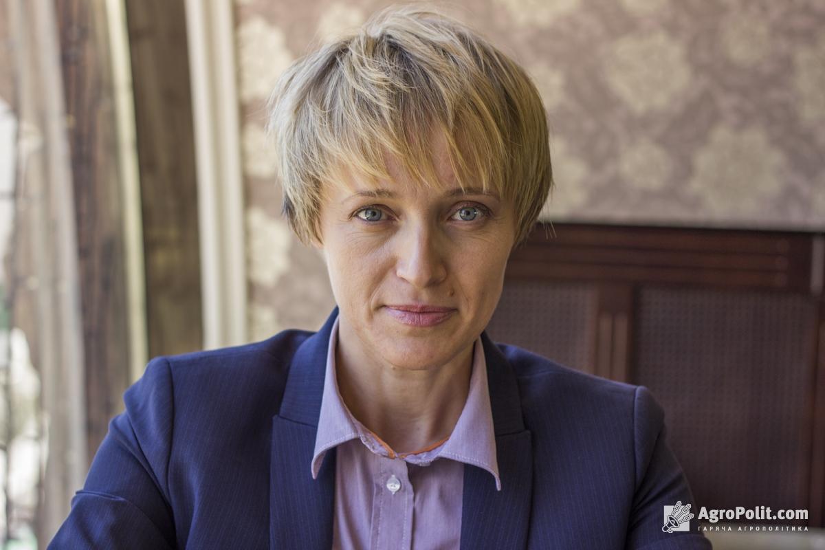 Ольга Трофімцева.