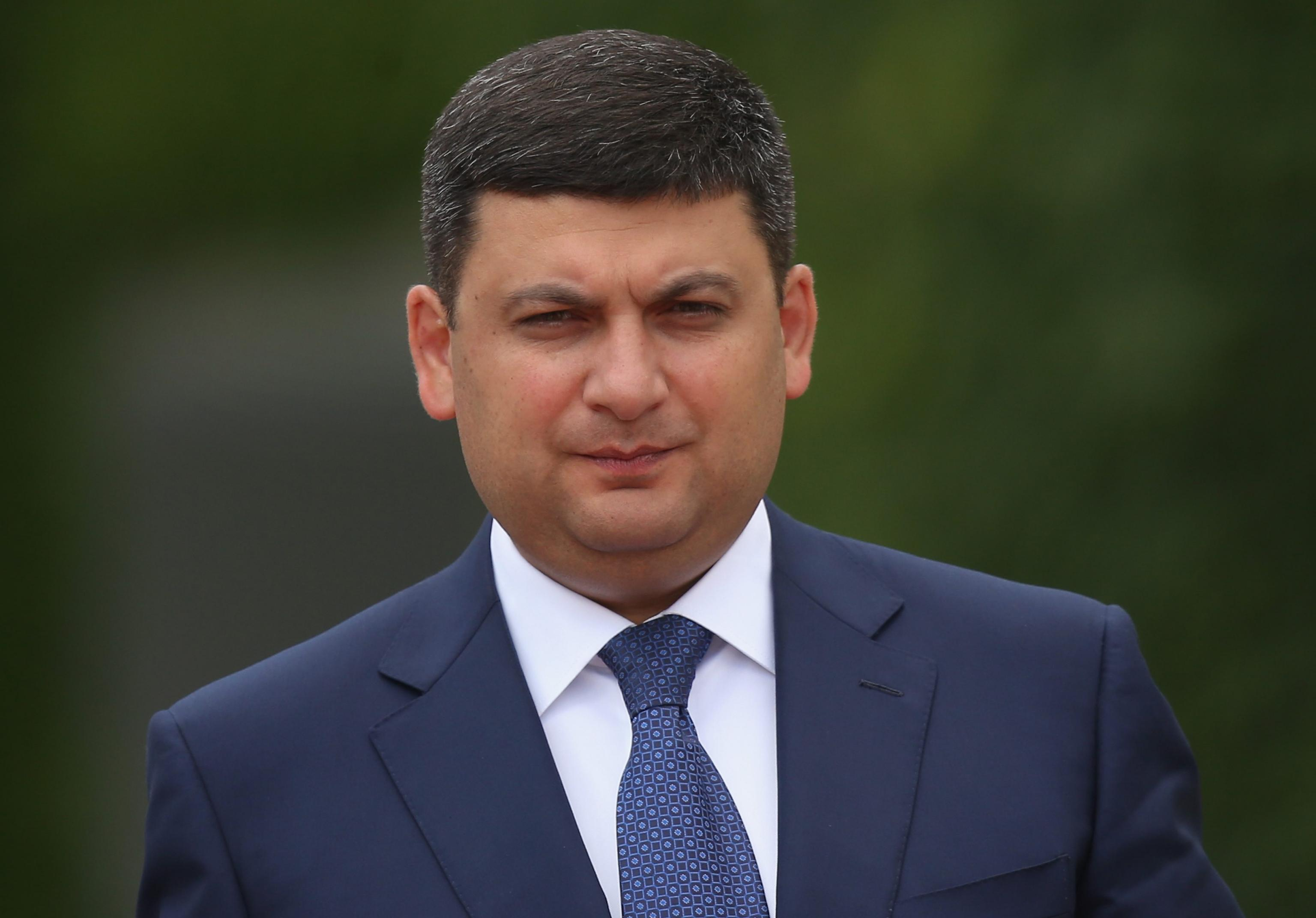 Я не дозволю продаж української землі — Гройсман