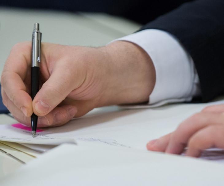 «Самопоміч» підписала меморандум з чотирьома аграрними асоціаціями про спільні дії в АПК