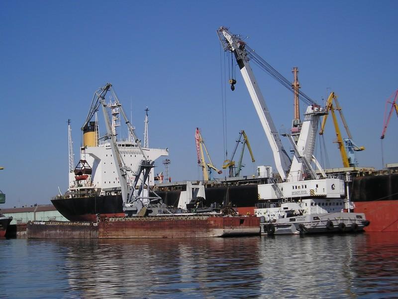 Херсонський морський порт пропонують віддати в концесію на 30 років