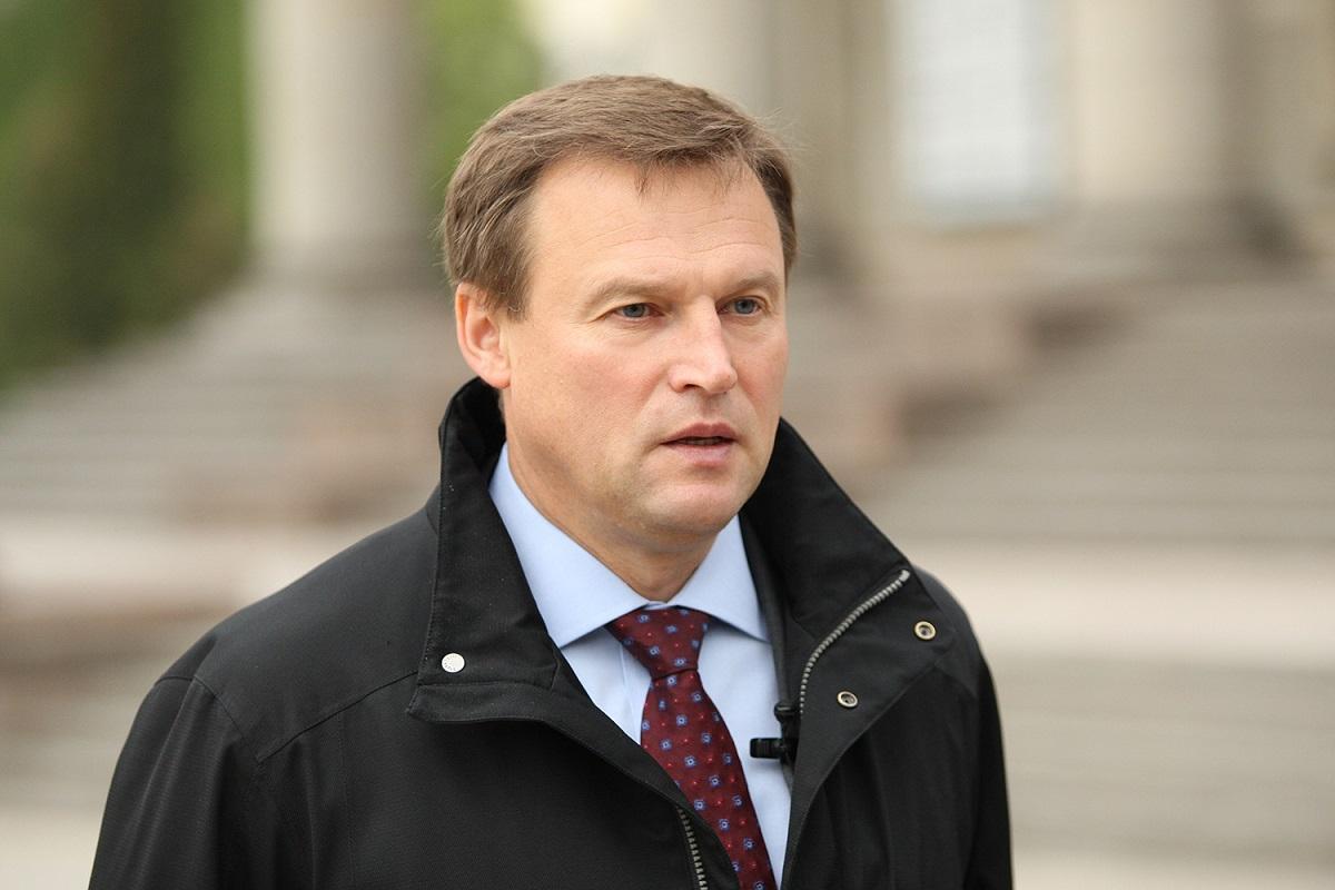 Віталій Скоцик розповів, хто розколює Аграрну партію України