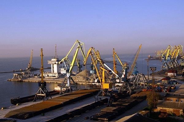 Названі порти України, які найбільше перевалили вантажів у 2018 році