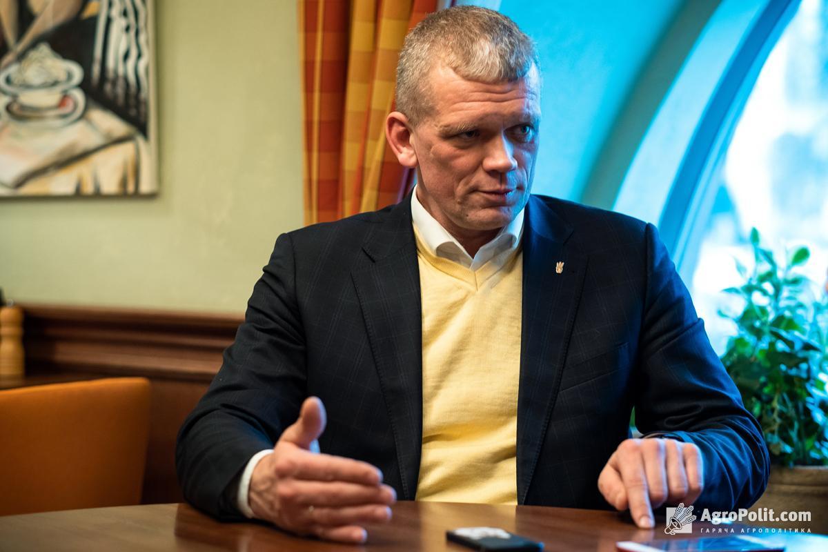 Аграрна політика в Україні сьогодні відсутня, тому що немає відповідального, – Швайка