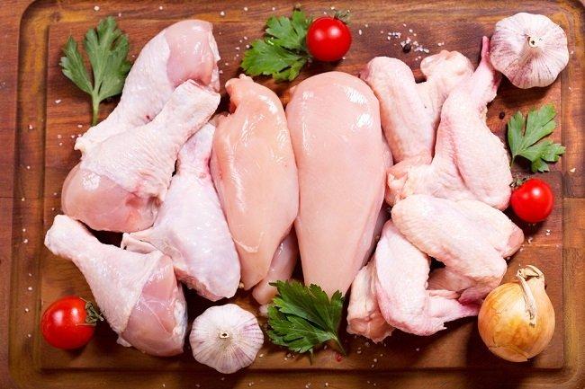 У Держпродспоживслужбі спростували інформацію про заборону експорту курятини до Китаю