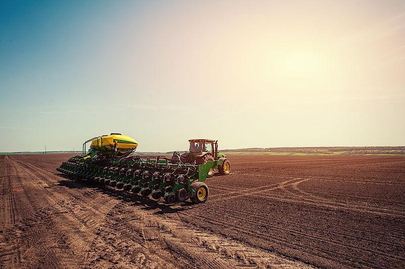 Аграрії завершують сівбу ранніх ярих зернових культур