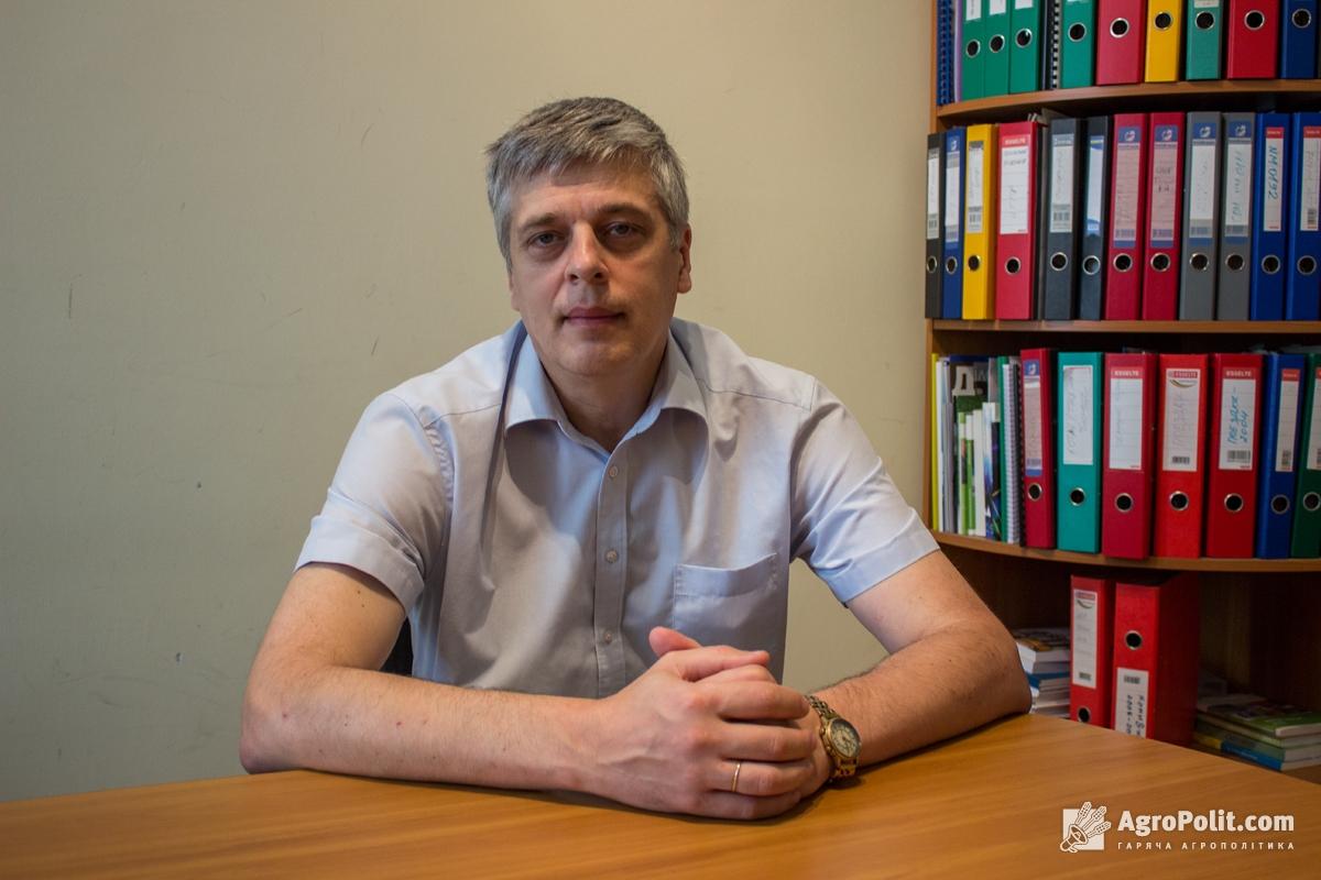 Григорій Гелетуха, голова Біоенергетичної асоціації