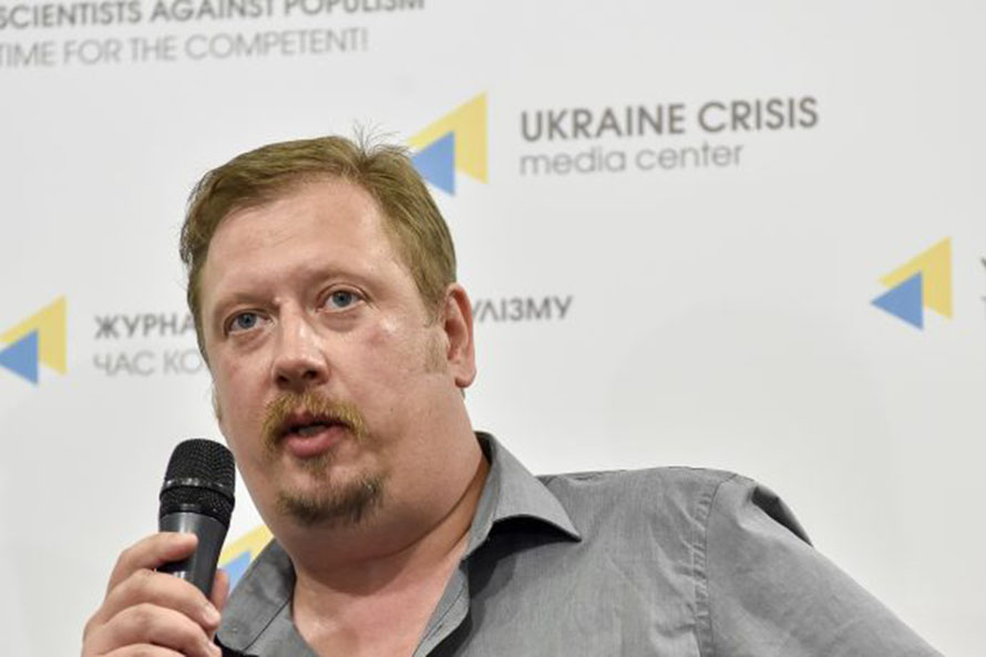 Сергій Біленко, член ради асоціації «Земельна спілка України»