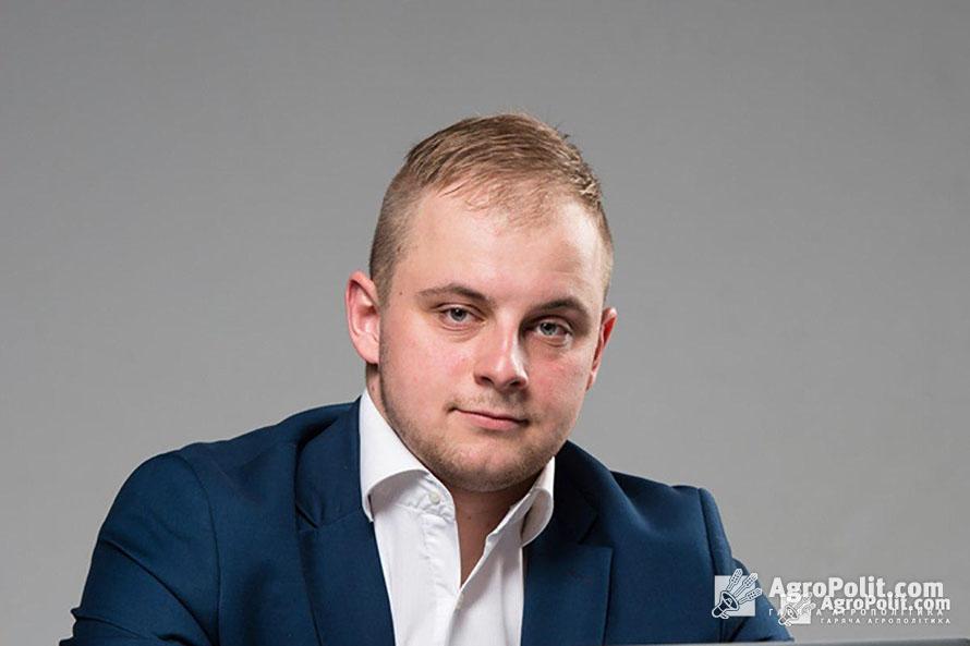 Євген Черняк, заступник голови громадського руху «Кріпак»