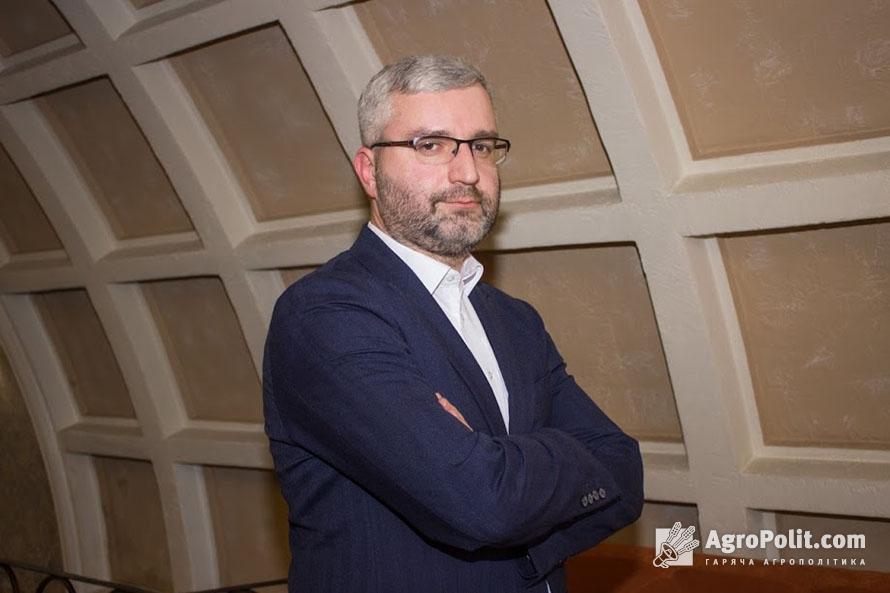 Андрій Мартин, доктор економічних наук, заступник голови ради асоціації «Земельна спілка України»
