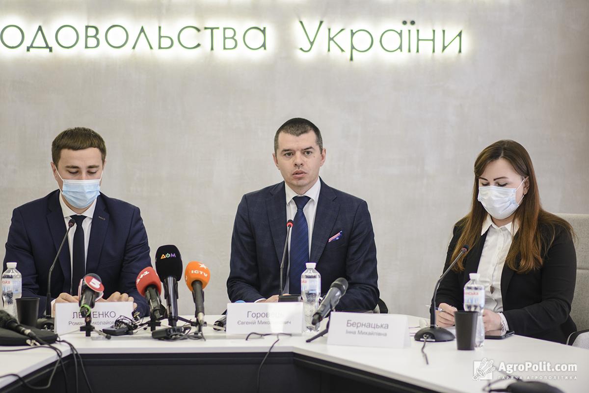 Євгеній Горобець, перший заступник міністра юстиції України